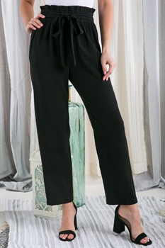 Picture of Casual Tie Waist Pants