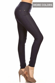 Picture of Denim Look Jeggings